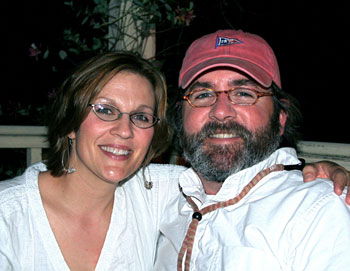 Kim and Jean Larroux